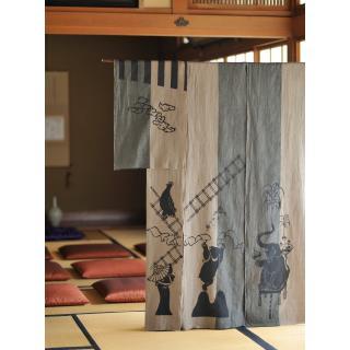 小倉充子型染展と江戸の芸