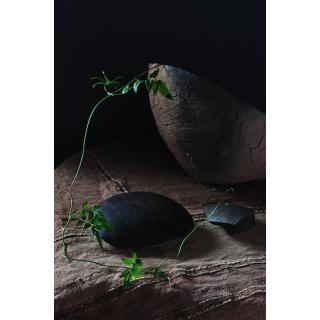 「用の図と地 Ⅱ」 三人展