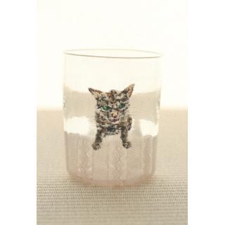 「犬・猫・人間 PART II」小西潮ガラス展
