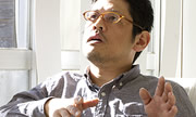 Interview 羽生野亜