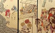 Report 小倉充子 タペストリー @ 浅草文化観光センター