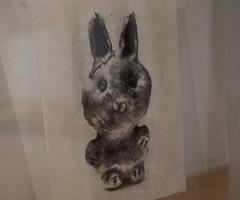 土器のプリント/熊谷幸治「   」展@Sundries