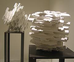 竹内紘三:2006 INAXガレリアセラミカ展示会風景