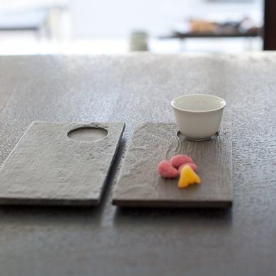 イメージ:小皿 クレーター