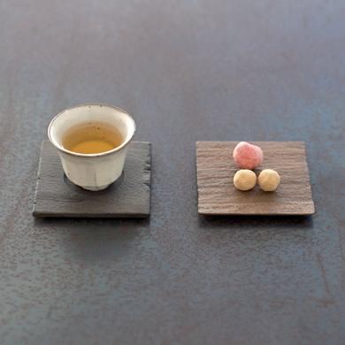 イメージ:小皿 茶托 / 18×9