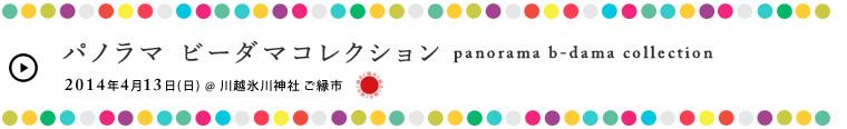 パノラマ ビーダマコレクション