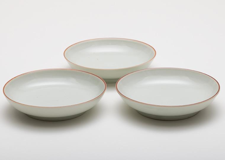浜野マユミ「丸皿」