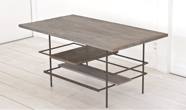 羽生野亜「ソファーテーブル」