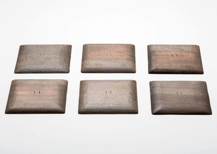 羽生野亜「小皿 (12x12)」