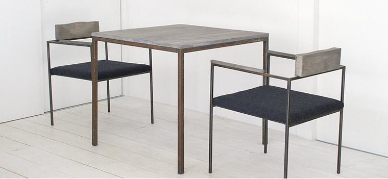 ダイニングテーブル/肘掛け椅子2