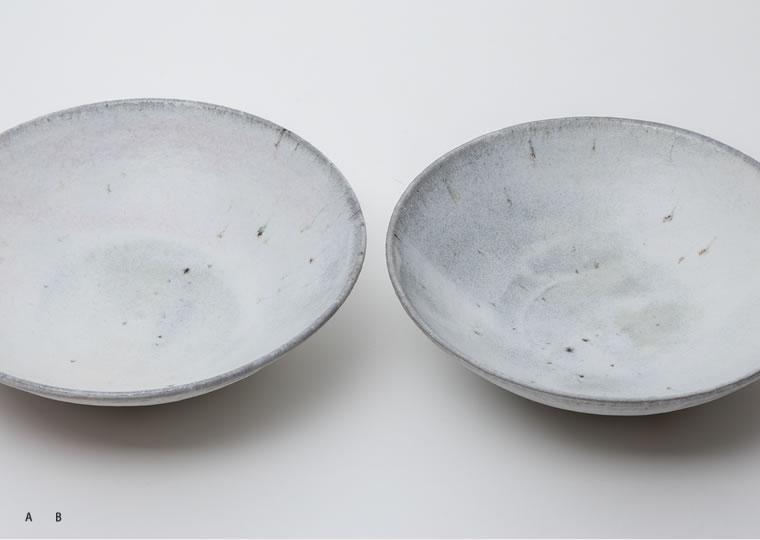 長谷川奈津「林檎灰釉鉢」
