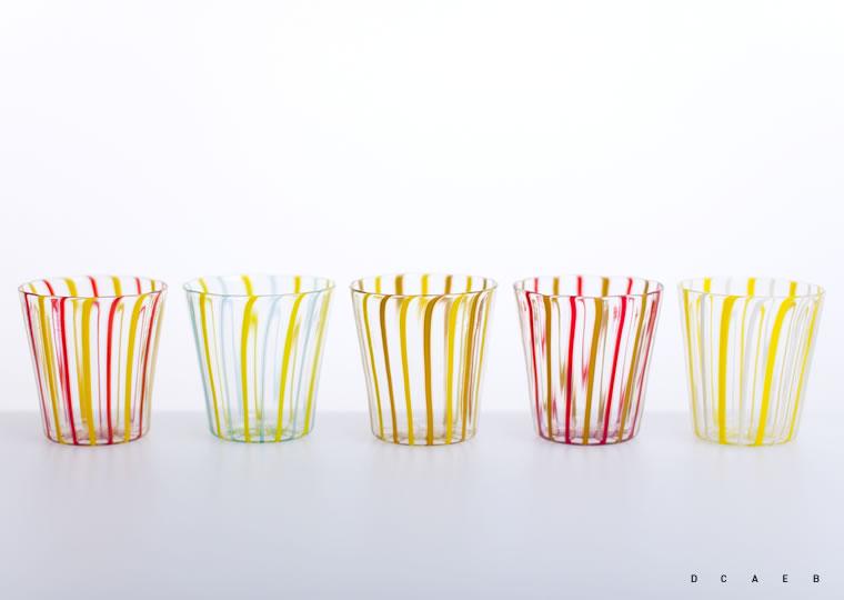 小西 潮「縦糸グラス」