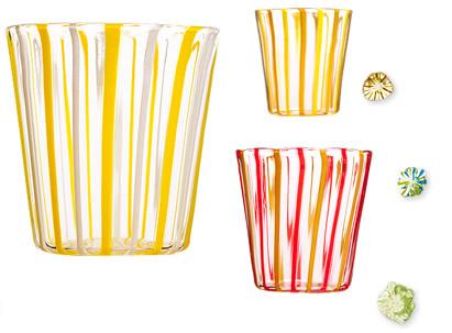 小西潮:縦糸グラス