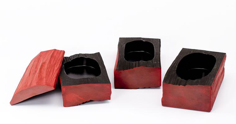 工藤茂喜「赤い家」