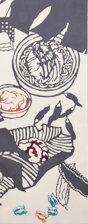 小倉充子「琉球美味図鑑」
