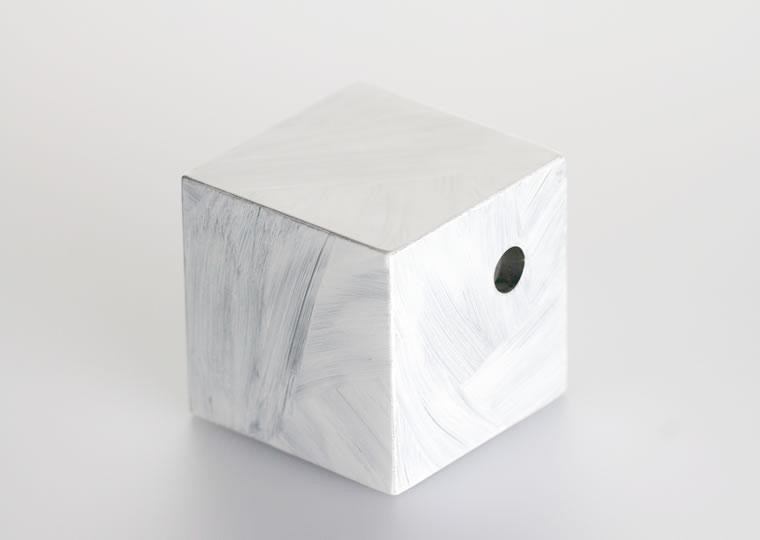 馬越寿「vase(掛花)」
