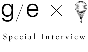 gallery's eye X panorama - Special Interview