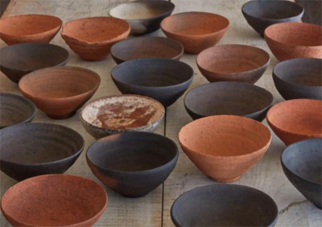 熊谷幸治の縄文土器