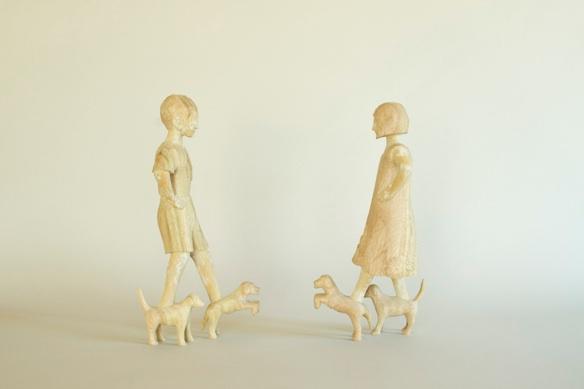 display at chausser by yuta nishiura