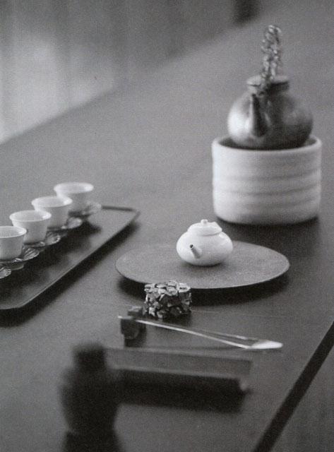 中国茶器展 〜 東風解凍 ( はるかぜこほりをとく )