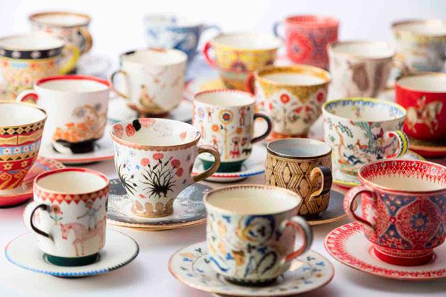 升 たか 百碗展 -MASTAKA coffee cup 100-