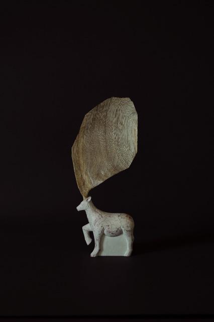西浦裕太 木彫刻展