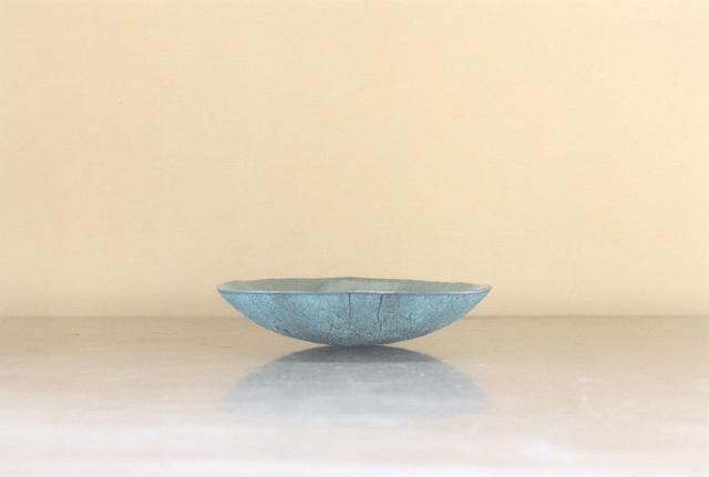 津田清和 glass exhibition