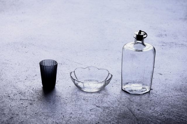 津田 清和 glass exhibition
