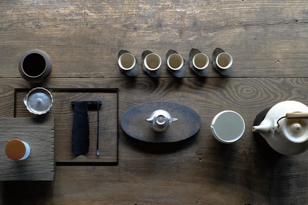 中国茶器展2 - うぐいすなく